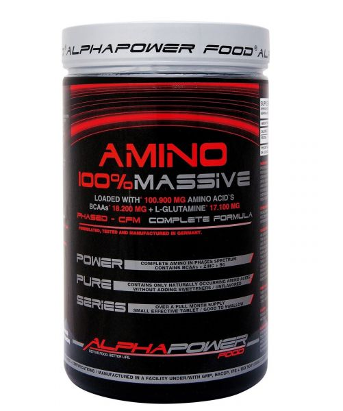 Amino 100% Massive 1000 Tabletten