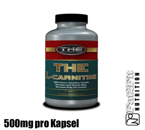 THE L-CARNITIN 150 Kapseln je 500mg