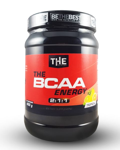 THE BCAA Energy Drink Tropical