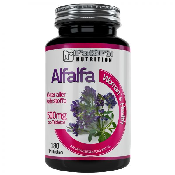 Alfalfa Tabletten je 500mg