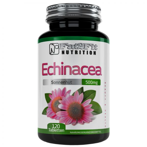 Echinacea Tabletten je 500mg